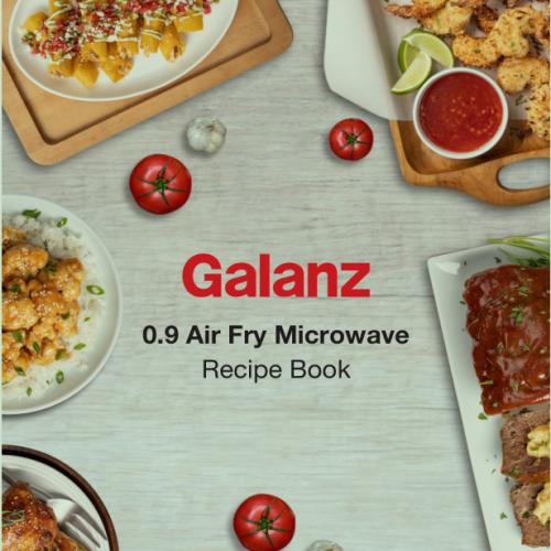 0.9 Air Fry Microwave